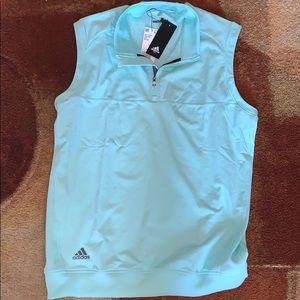 New Adidas Golf CL Sleeveless Vest